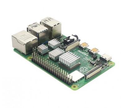 Набор 4 шт. алюминиевых радиаторов для Raspberry Pi 4