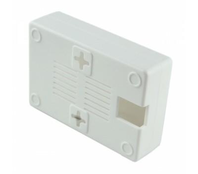 Корпус для Raspberry Pi 3 B+ с доступом к разъёмам белый