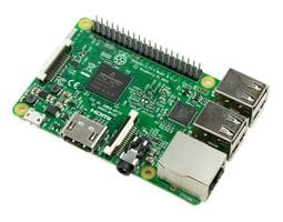 Raspberry Pi 3 Model B (RS UK)