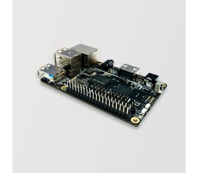 ROCK64 MEDIA BOARD COMPUTER 1GB ОЗУ