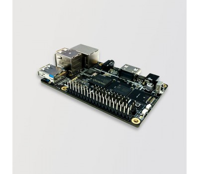 ROCK64 MEDIA BOARD COMPUTER 4GB ОЗУ