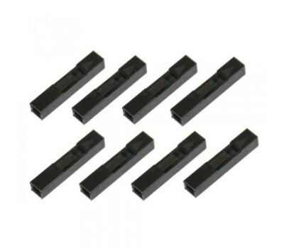 Коннекторы 1 pin 2.54 мм (10 шт.)