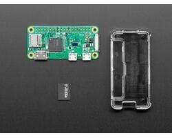 Базовый набор Raspberry Pi Zero W