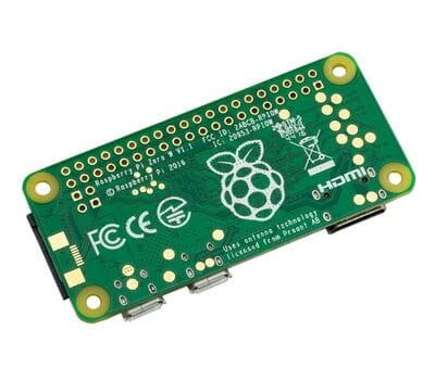 Raspberry Pi Zero Wireles с GPIO