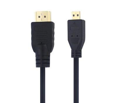 Кабель Micro-HDMI - HDMI 1.5 m