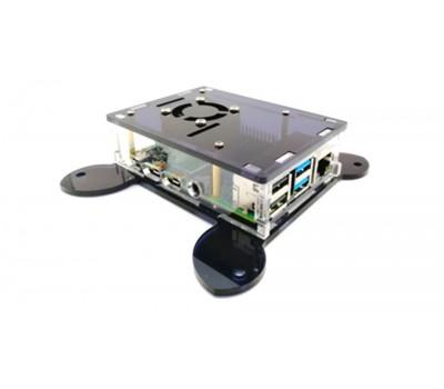 Корпус для Raspberry Pi 4 VESA чёрный