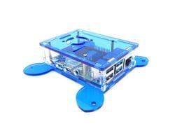 Корпус для Raspberry Pi 4 VESA синий