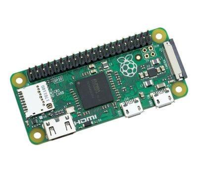 Raspberry Pi Zero с GPIO