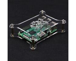 Модульный акриловый корпус для одной Raspberry Pi