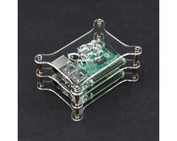 Модульный акриловый корпус для двух Raspberry Pi