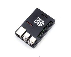 Металлический алюминиевый корпус для Raspberry Pi 3B+