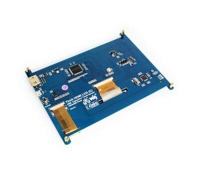 Дисплей Waveshare 7 дюймов 1024x600 HDMI IPS ёмкостный тачскрин