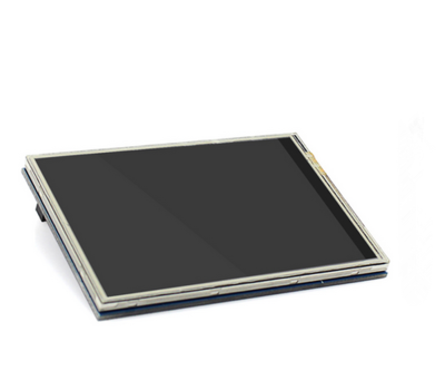 Дисплей 3.5 дюймов для Raspberry Pi со стилусом (480х320)
