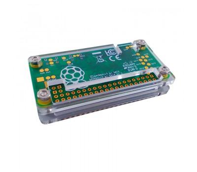 Прозрачный корпус для Raspberry Pi ZERO