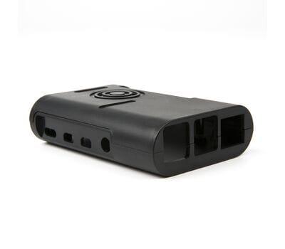 Пластиковый корпус Raspberry Pi 4 с GPIO чёрный