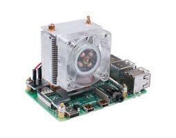 Кулер с подсветкой ICE Tower для Raspberry Pi 4 / 3